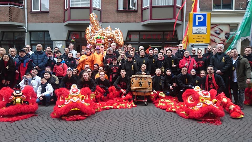 Chinees Nieuwjaar Den Haag 2020