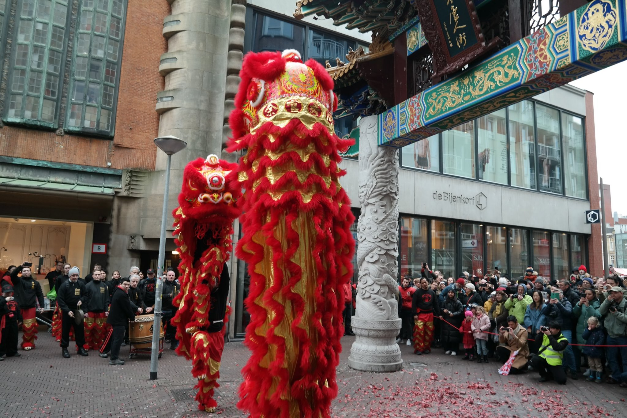 Liondance The Hague