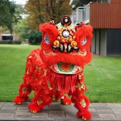 Fut San Lion Dance