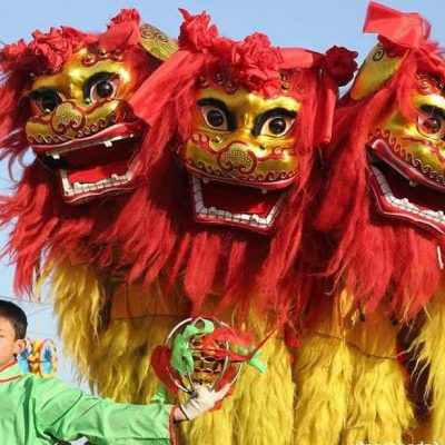 Northern Lion dance